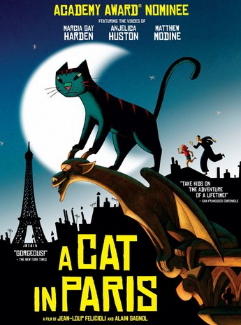 A Cat in Paris (2010)