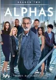 Alphas: Season 2 (2013)