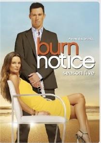 Burn Notice: Season 5 (2011)