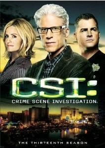 CSI: Crime Scene Investigation: Season 13 (2013)
