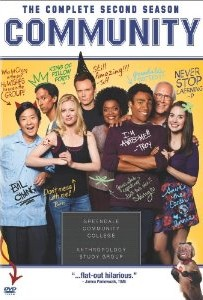 Community Season 2-New DVD Box Set
