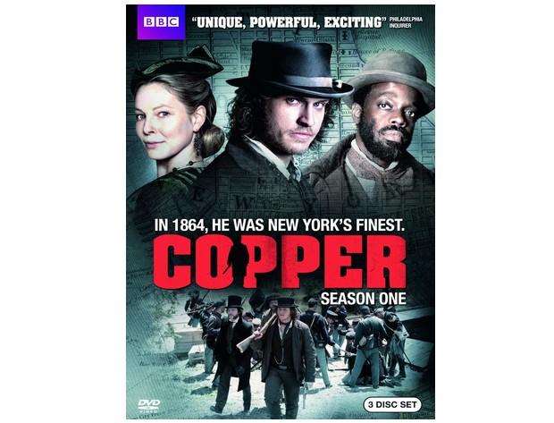 Copper Season 1-1
