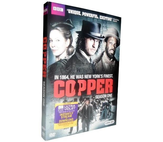 Copper Season 1-2