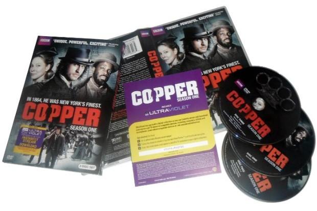 Copper Season 1-4