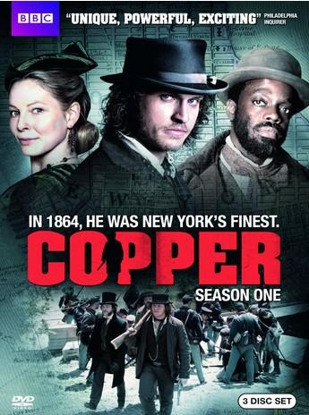 Copper: Season 1 (2012)