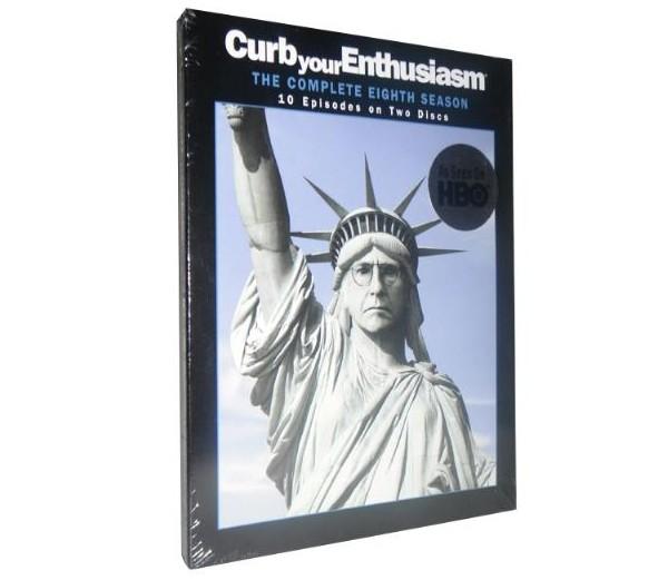 Curb your Enthusiasm season 8-1