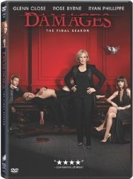 Damages: The Complete Fifth (Final) Season (2013)
