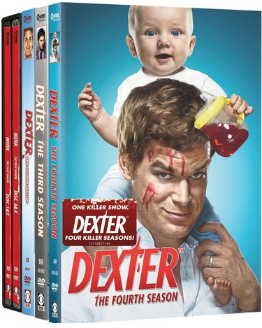 Dexter: Seasons 1-4 (2010)