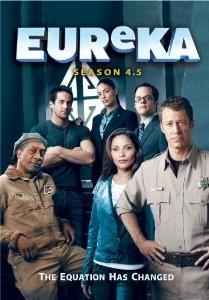Eureka: Season 4.5 (2012)