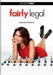 Fairly Legal: Season 2 (2013)