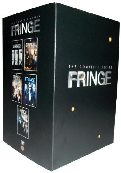 Fringe: all 5 seasons 1-5 (box sets) 2013
