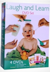 Laugh and Learn 4DVD Set