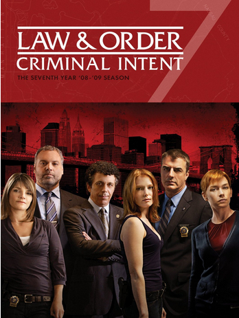 Law & Order: Criminal Intent: season 7 (2012)
