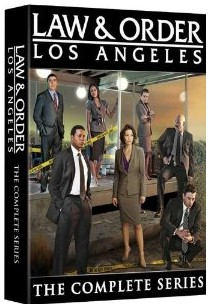 Law & Order: The Los Angeles Complete Series New-DVD