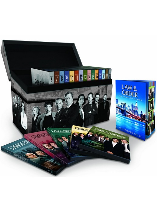 Law and Order: The Complete Seasons 1-20 (2013)