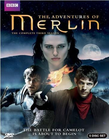 Merlin: Season 3 (2012)
