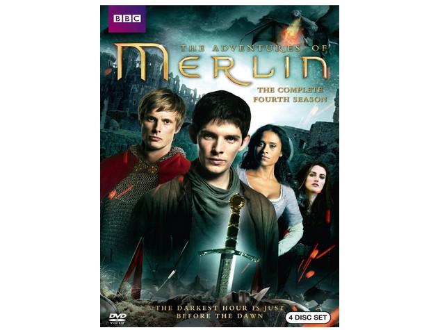 Merlin season 4-1