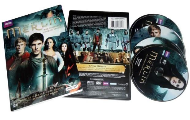 Merlin season 4-4