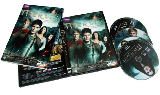 Merlin season 4-5