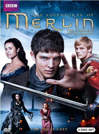 Merlin: Season 5 (2013)