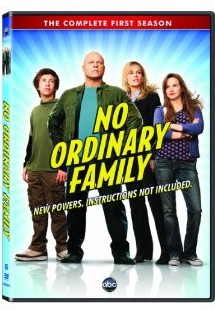 No Ordinary Family: Season 1 (2011)