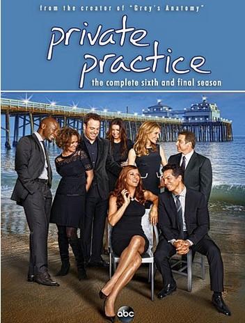 Private Practice: Season 6 (2012)