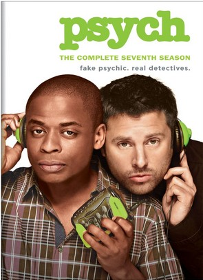 Psych: The Complete Seventh Season (2012)