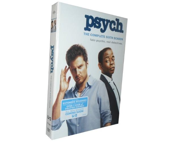 Psych season 6-2