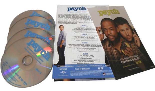 Psych season 6-4