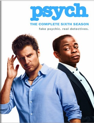 Psych: season 6 (2012)