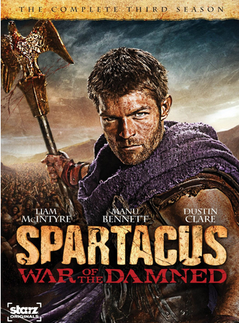 Spartacus: War of the Damned: Season 3 (2013)