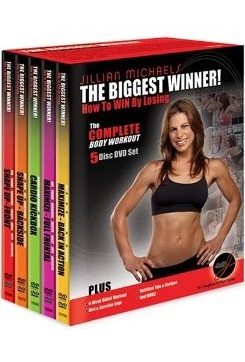 The Biggest Winner How to Win by Losing 5DVD