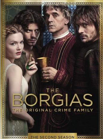 The Borgias: Season 2 (2012)