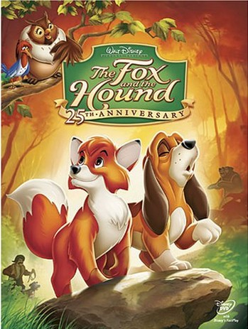The Fox and the Hound (25th Anniversary Edition) (1981)