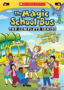 The Magic School Bus: The Complete Series (2012)