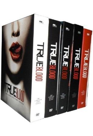 True Blood: Season 1-5 (2013)