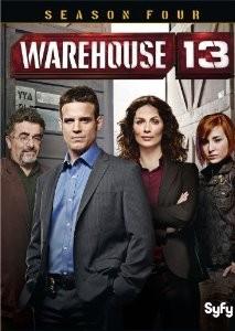 Warehouse 13: Season 4 (2013)