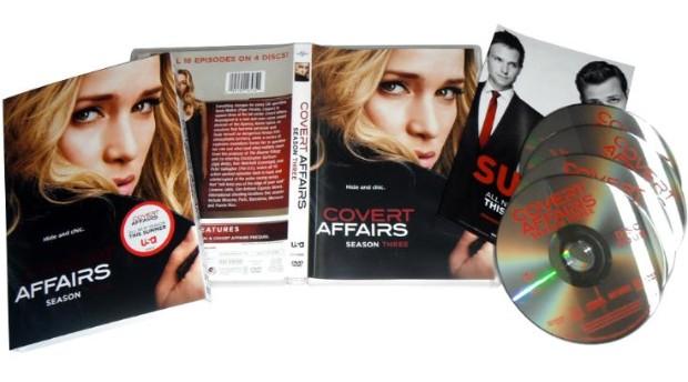 covert affairs season 3-5