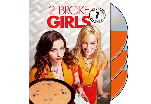 2 Broke Girls Season 1-1