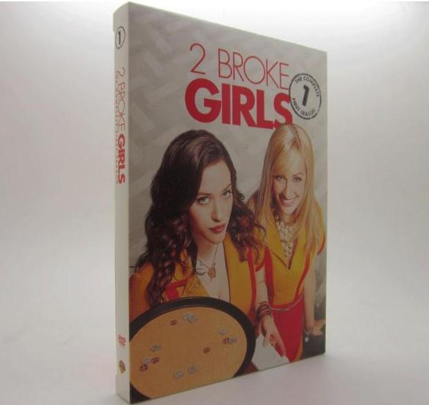 2 Broke Girls Season 1-2