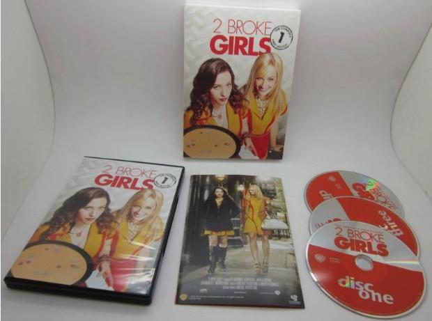 2 Broke Girls Season 1-4