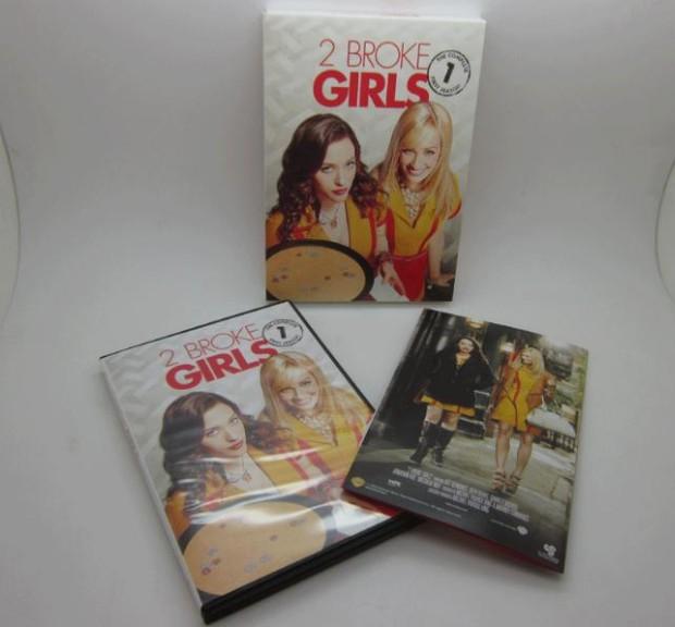2 Broke Girls Season 1-5