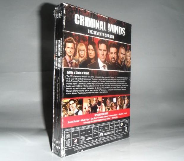 Criminal Minds Season 7-3