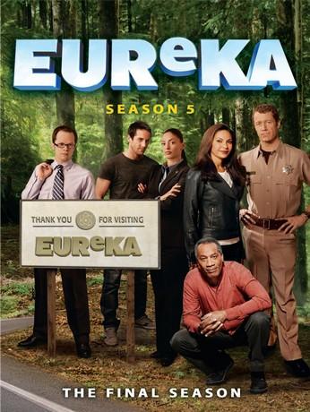 Eureka: Season 5 (2012)