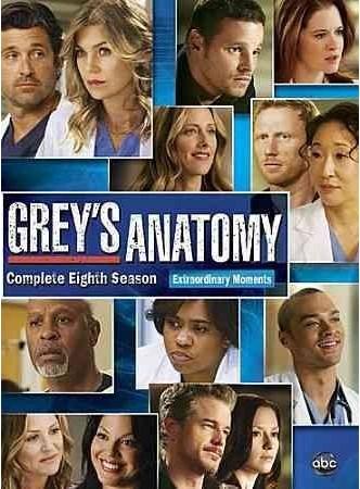 Grey's Anatomy: Season 8 (2012)