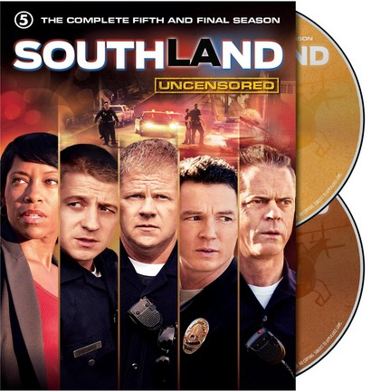 Southland: The Complete Fifth and Final Season (2013)