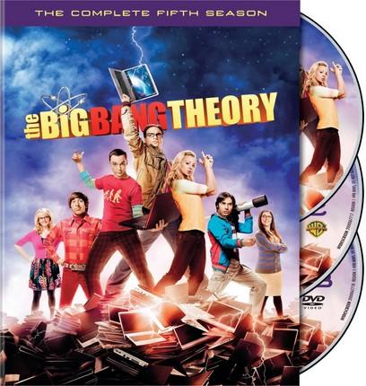 The Big Bang Theory: Season 5 (2011)
