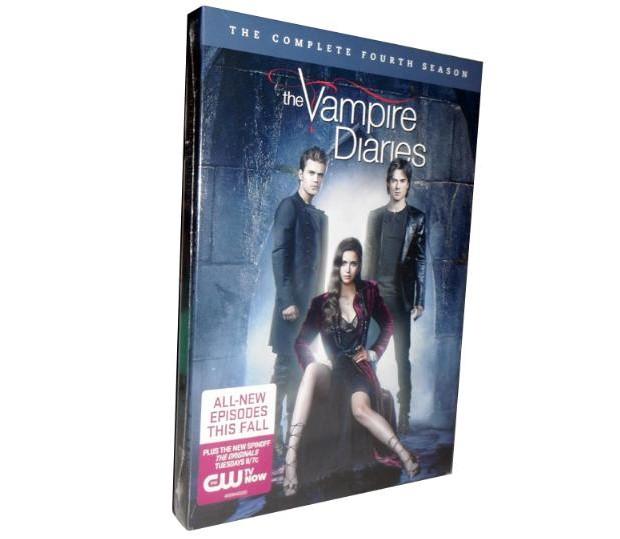 The Vampire Diaries Season 4-2