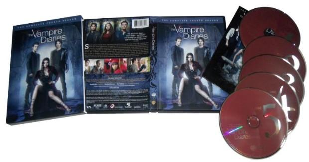 The Vampire Diaries Season 4-5