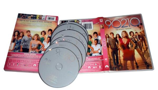 90210 season 4-5